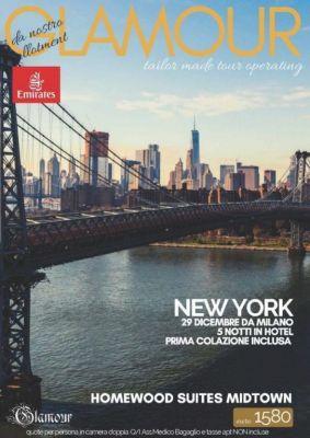 Capodanno New York 2018