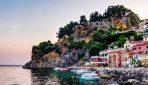 Parga in traghetto da Bari