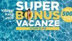 Vacanze in Calabria e Puglia con Bonus Vacanza